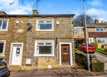 Thumbnail 2 bed end terrace house for sale in Boy Lane, Wheatley, Halifax