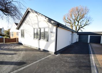 Thumbnail 3 bed detached bungalow for sale in Meadow Lane, Willaston, Neston
