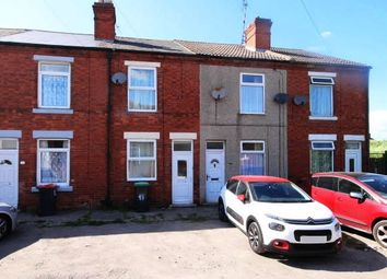 Thumbnail 2 bedroom terraced house for sale in Harwood Place, Sutton In Ashfield, Nottinghamshire
