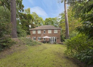 Thumbnail 4 bed detached house to rent in Julian Hill, Brooklands Road