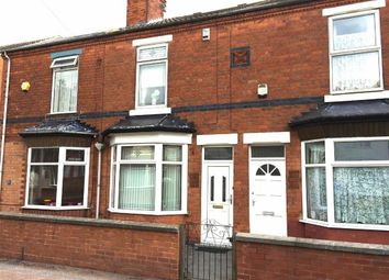 Thumbnail 2 bed terraced house for sale in Beresford Street, Mansfield