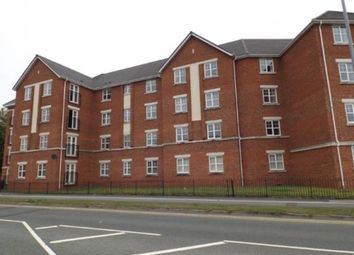 Thumbnail 2 bed flat for sale in Junction House, Dale Way, Crewe, Cheshire