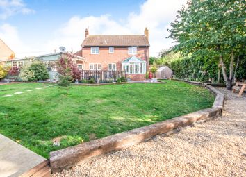 Thumbnail 3 bed detached house for sale in Providence Place, Briston, Melton Constable