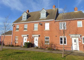 Thumbnail 3 bed town house for sale in Thistle Drive, Desborough