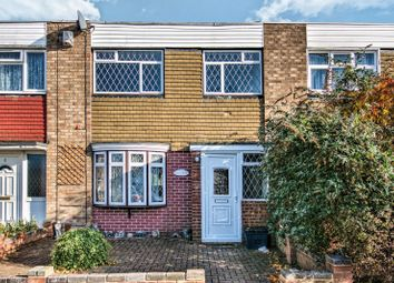 Thumbnail 3 bedroom terraced house to rent in Carolines Close, Southend-On-Sea