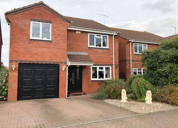 Thumbnail 4 bed detached house for sale in Christina Close, Kempsey, Worcester