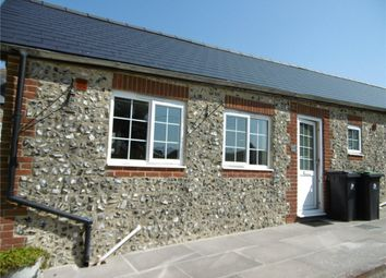 Thumbnail 1 bed end terrace house to rent in Dairy Farm, Wootton Lane, Wootton Fitzpaine, Bridport