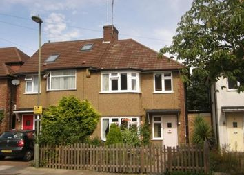 Thumbnail 3 bed semi-detached house for sale in Calton Road, New Barnet