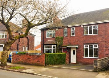 Thumbnail 3 bed semi-detached house to rent in 23 Summerville Avenue, Trent Vale, Stoke-On-Trent, Staffordshire