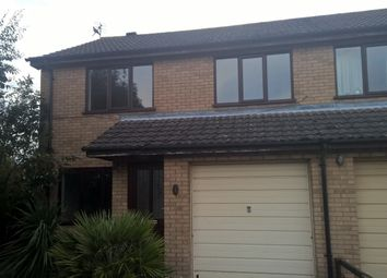 Thumbnail 3 bed end terrace house to rent in Alder Close, Louth