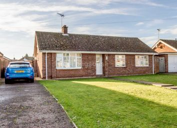 Thumbnail 3 bed detached bungalow to rent in Mount Close, Swaffham