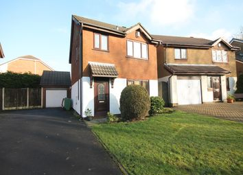 Thumbnail 3 bedroom detached house for sale in Oldstead Grove, Ferncrest, Bolton
