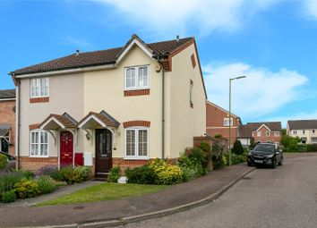 Thumbnail 2 bed semi-detached house for sale in Loweswater Close, Watford, Hertfordshire