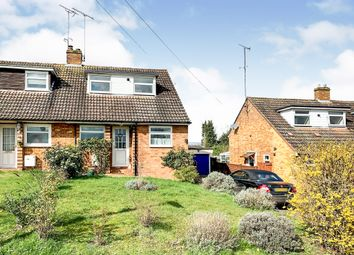 Thumbnail 3 bed semi-detached house for sale in Oldfield Rise, Whitwell, Hitchin