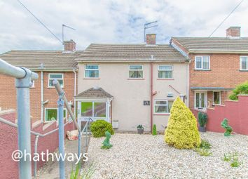 Thumbnail 2 bed terraced house for sale in Caesar Crescent, Caerleon, Newport