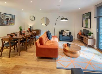 Thumbnail 3 bedroom flat for sale in 66 Dalston Lane, London