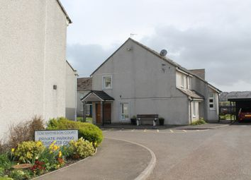 Thumbnail 1 bed flat to rent in Tom Matheson Court, Thurso