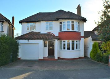 Thumbnail 5 bed detached house for sale in The Ridge, Coulsdon