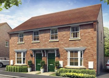 """Thumbnail 3 bed semi-detached house for sale in """"Washford"""" at Cherry Orchard, Castle Hill, Ebbsfleet Valley, Swanscombe"""