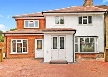 Thumbnail 3 bed maisonette for sale in Locarno Road, Greenford