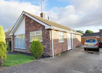Thumbnail 2 bedroom detached bungalow for sale in Burntoaks Close, Mansfield