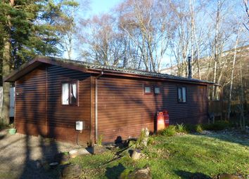 Thumbnail 3 bed lodge for sale in Slaggyford, Northumberland