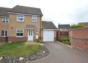 Thumbnail 3 bed end terrace house for sale in Starling Street, Queens Hills, Costessey, Norwich