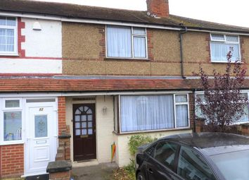 Thumbnail 2 bed terraced house for sale in Woodrow Avenue, Hayes, Middlesex