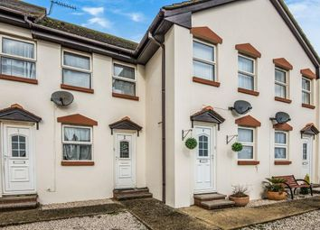 Thumbnail 2 bed terraced house for sale in West Cliff, Dawlish, Devon