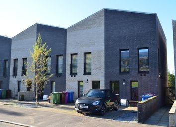 Thumbnail 3 bed town house for sale in Whitelaw Street, Maryhill Locks, Glasgow