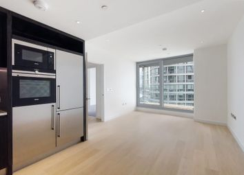 Thumbnail 1 bed flat to rent in Charrington Tower, Fairmont Avenue, London