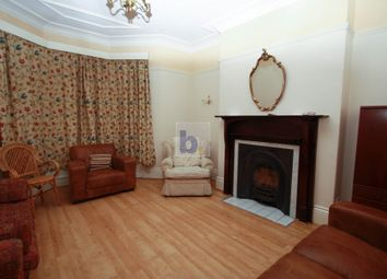 Thumbnail 5 bed terraced house to rent in Rosebery Crescent, Newcastle Upon Tyne