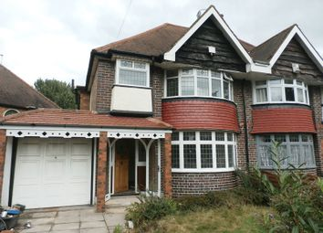 Thumbnail 3 bed semi-detached house for sale in Fox Hollies Road, Acocks Green, Birmingham
