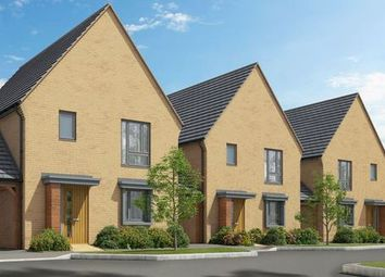 Thumbnail 3 bed link-detached house for sale in The Boulevards, Station Road, Northstowe, Cambridge