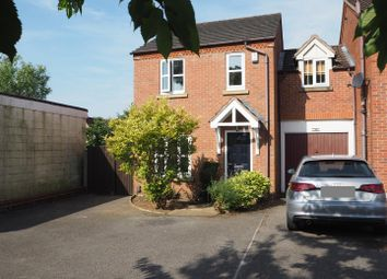 Thumbnail 3 bed semi-detached house for sale in Cannon Close, Coddington, Newark