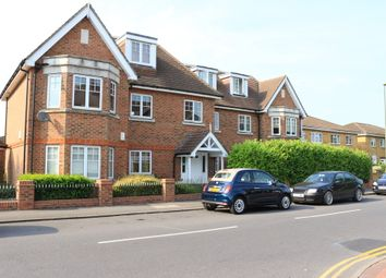 Thumbnail 2 bed flat for sale in High Road, Byfleet, West Byfleet