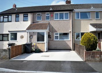 Thumbnail 3 bed terraced house for sale in Madison Close, Yate