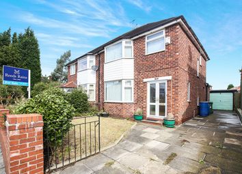 Thumbnail 3 bed semi-detached house for sale in Keswick Road, Stockport, Cheshire