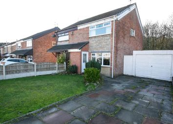 Thumbnail 3 bed semi-detached house for sale in Sandpiper Road, Wigan