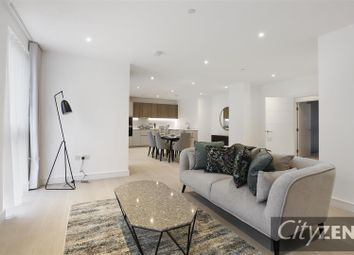 Thumbnail 2 bed flat to rent in The Avenue, Queens Park, London