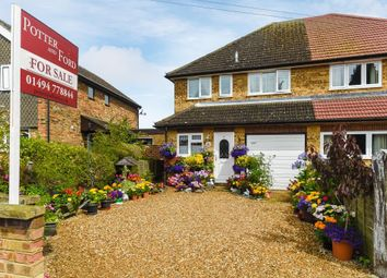 Thumbnail 3 bed semi-detached house for sale in Great Hivings, Chesham