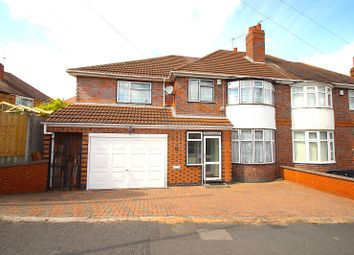 4 bed semi-detached house for sale in Kingswood Avenue, Western Park, Leicester LE3