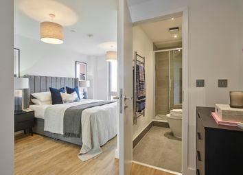 Thumbnail 2 bed flat to rent in Silbury Boulevard, Milton Keynes