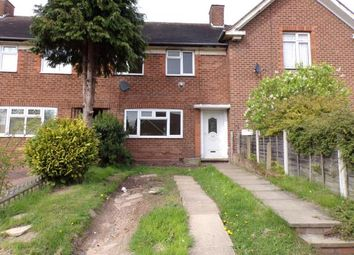 Thumbnail 3 bed terraced house for sale in Kelynmead Road, Birmingham, West Midlands