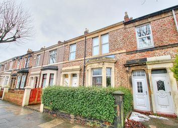 Thumbnail 2 bed flat for sale in Prince Consort Road, Gateshead