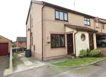 Thumbnail 2 bed semi-detached house for sale in Fenton Fields, Kimberworth, Rotherham, South Yorkshire