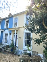 Thumbnail 3 bed terraced house for sale in Regent Square, Penzance