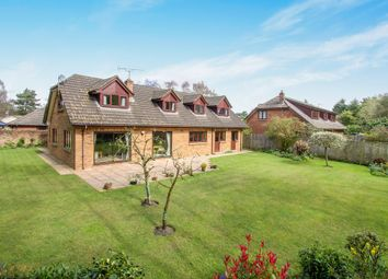 Thumbnail 5 bed detached house for sale in Birch Close, St. Leonards, Ringwood