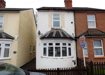 Thumbnail 2 bed semi-detached house for sale in Priory Street, Farnborough, Hampshire