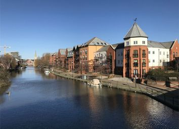 Thumbnail 1 bed flat for sale in East Bank, Wherry Road, Norwich
